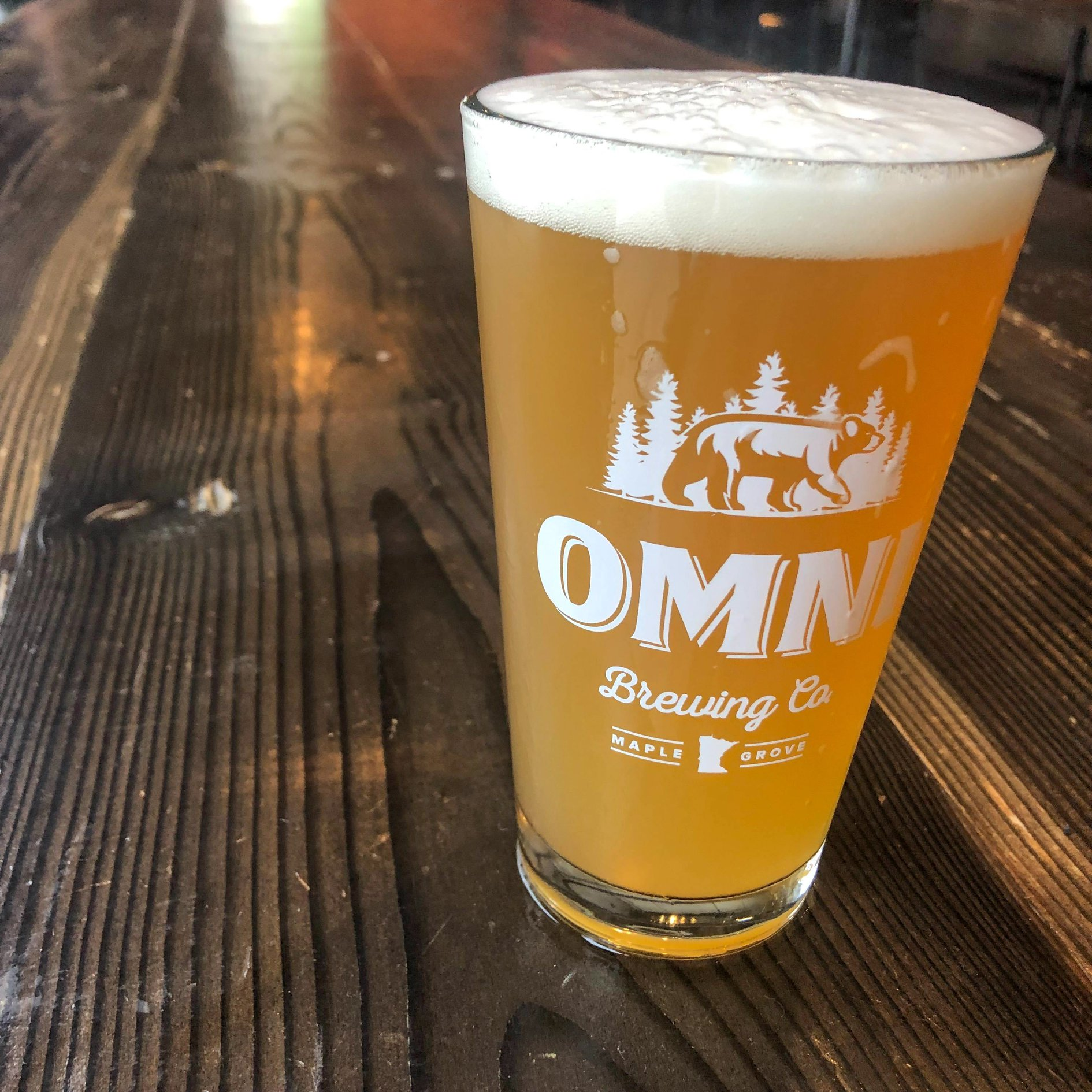 OMNI A Beer Has No Name // Photo via OMNIs Instagram
