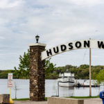 Hudson, Wisconsin, is nestled along the shore of the St Croix River // Photo by Becca Dilley
