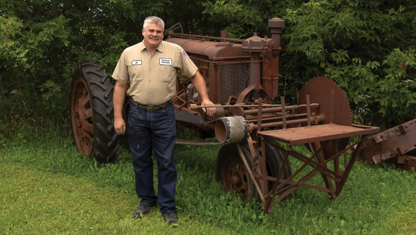 'Every Tractor Has a Story': Al Deiss is on a mission to restore heirloom tractors to their former glory