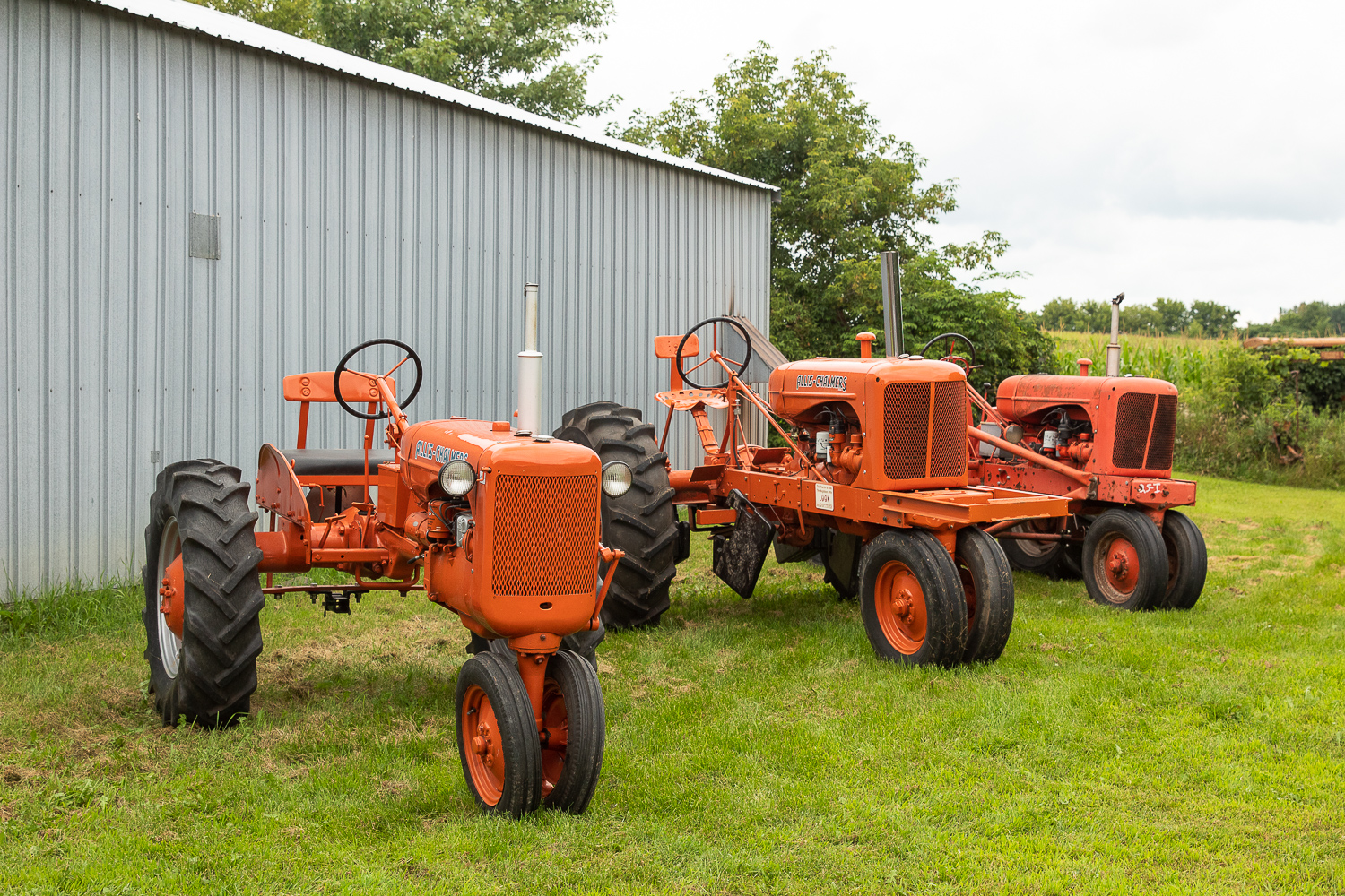 Every Tractor Has a Story': Al Deiss is on a mission to