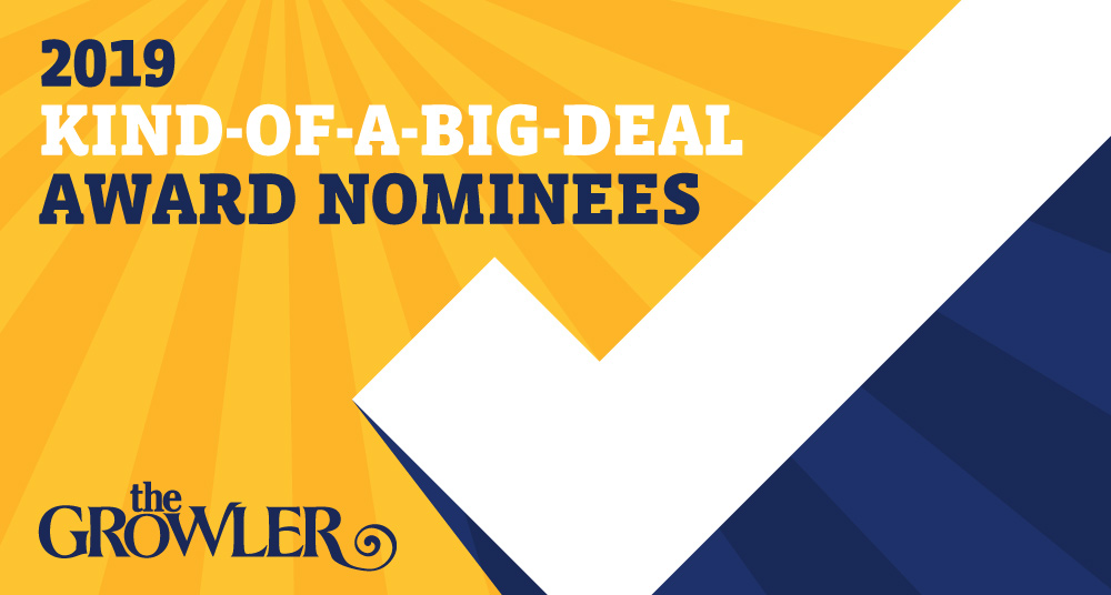 Vote for the 2019 Kind-of-a-Big-Deal Readers' Choice Awards