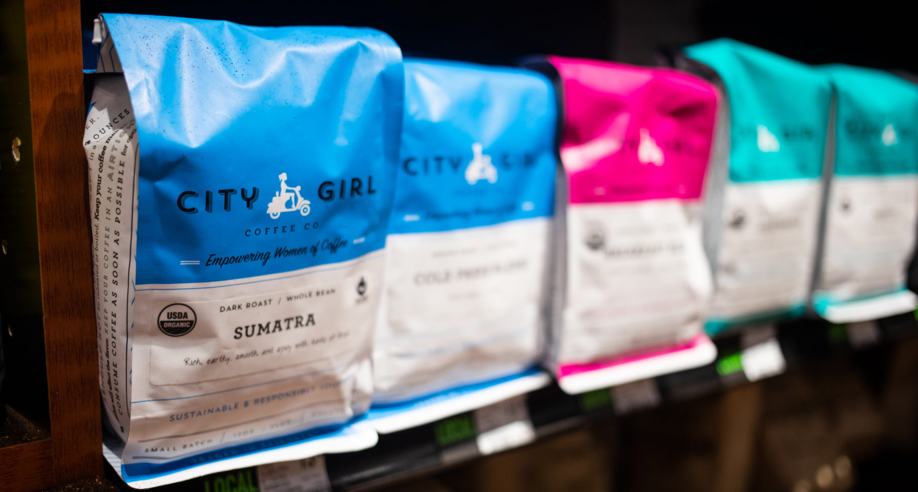 From Bean to Bag, Artisan coffee packaging can help tell a complex story in a flash