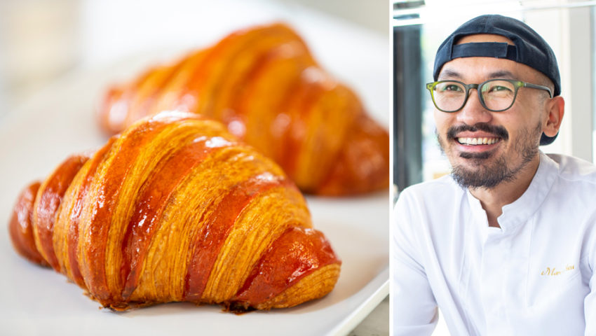 King of Croissants: Marc Heu's University Avenue patisserie sells paradise by the slice