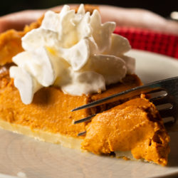 Presto: Pumpkin pie! The secret to making brilliant pie in no time