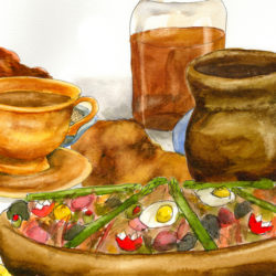 The Final Feast: A look at the funeral foods of four cultural traditions in Minnesota