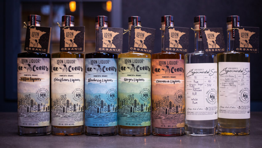 Loon Liquor's Experimental Series puts Frankincense and Myrrh in the Christmas Spirit