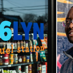 Fueling Progress: On a crowded highway of convenience stores, 36Lyn is an oasis of quality