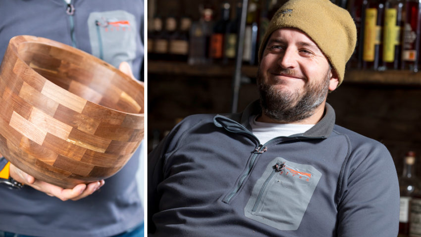 Minnesota's Ron Swanson: Former Minnesota Twin Glen Perkins talks life after baseball at his woodshop and brewery