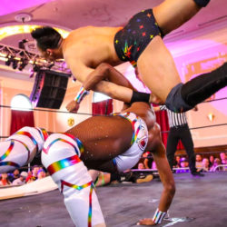 Face Time: LGBTQ pro wrestlers are shaking off old stigmas and changing the game