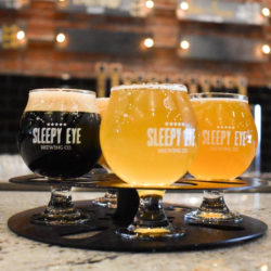 Now Open (Or Damn Close): Sleepy Eye Brewing Company in Sleepy Eye
