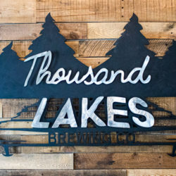 Now Open: Thousand Lakes Brewing Co. in Parkers Prairie