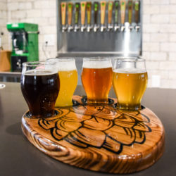 Now Open (Or Damn Close): PawPrint Brewery in Chatfield