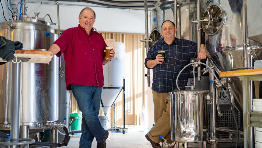 Now Open (Or Damn Close): Thunder Brothers Brewery in Isanti