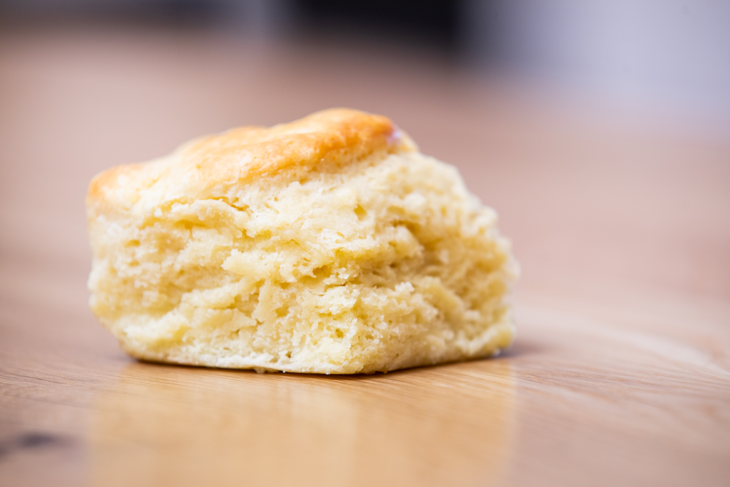 The Biscuit at Betty & Earl's in the Potluck Food Hall at Rosedale Center // Photo by Tj Turner