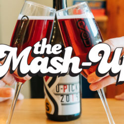 The Mash-Up: From chocolate to raspberry to boysenberry, love is in the beer this Valentine's Day