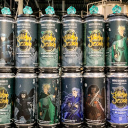 Modist Brewing rolling out D&D-inspired beer with original characters, adventure campaign