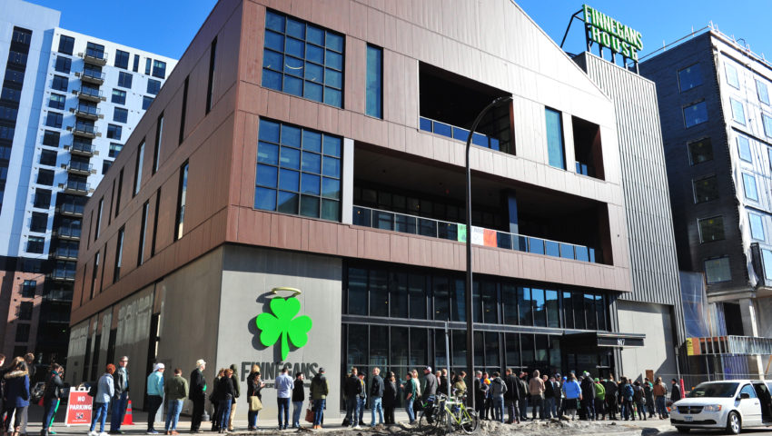 FINNEGANS nearing $2 million donation milestone, but brewery finances are at a critical point