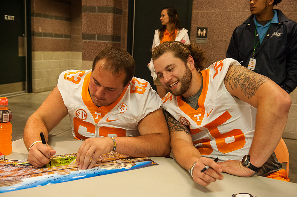 The Must List: Tennessee Offensive Line