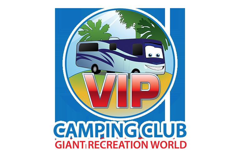 vip camping club logo