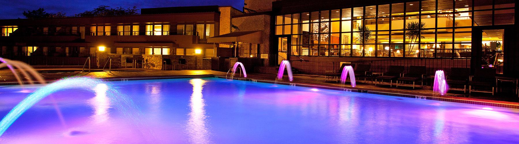 Outdoor Pool at Grand Geneva