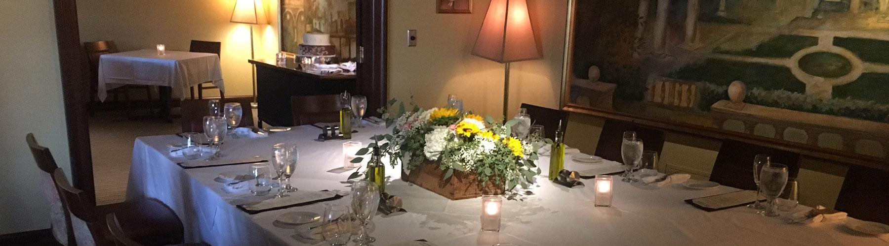 Private Dining Venue