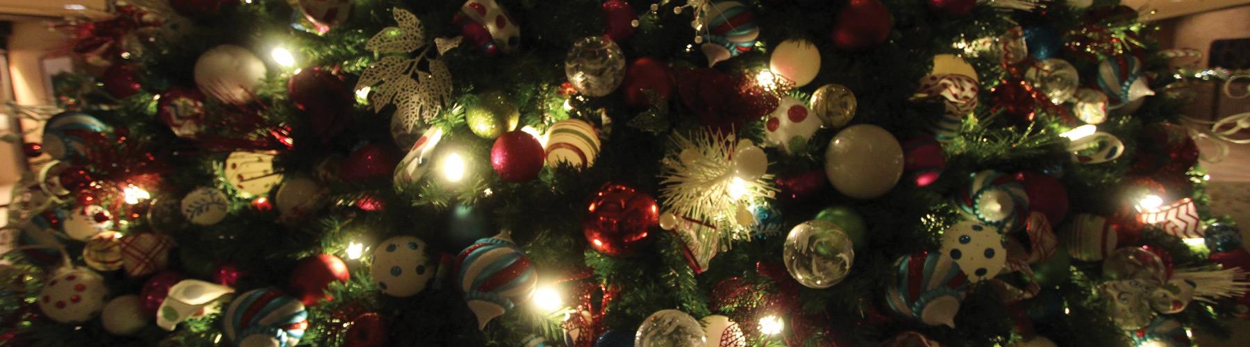 Christmas Tree at Grand Geneva