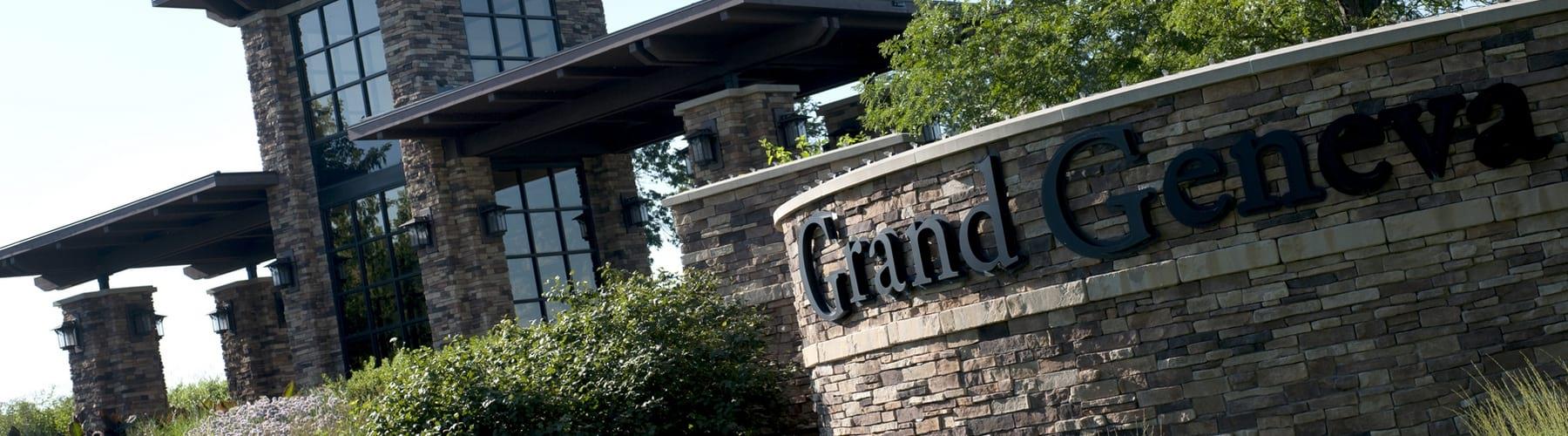 Grand Geneva Entrance