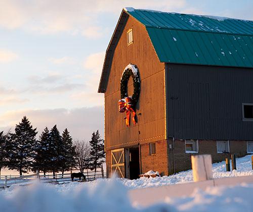 Holiday Barn