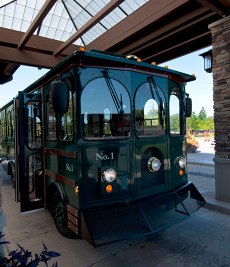 Trolley Transportation