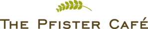 Pfister Cafe Logo