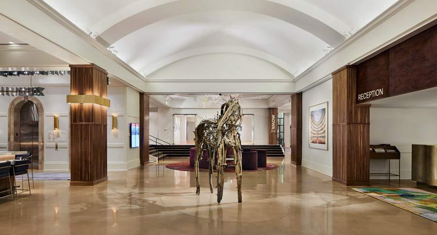 Saint Kate lobby