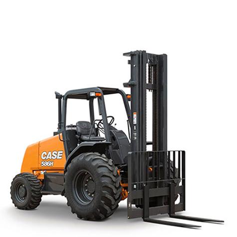 Straightmast Forklift