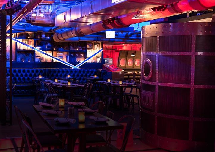 Fun Bars In Chicago Secret Spy Bar Safehouse Chicago