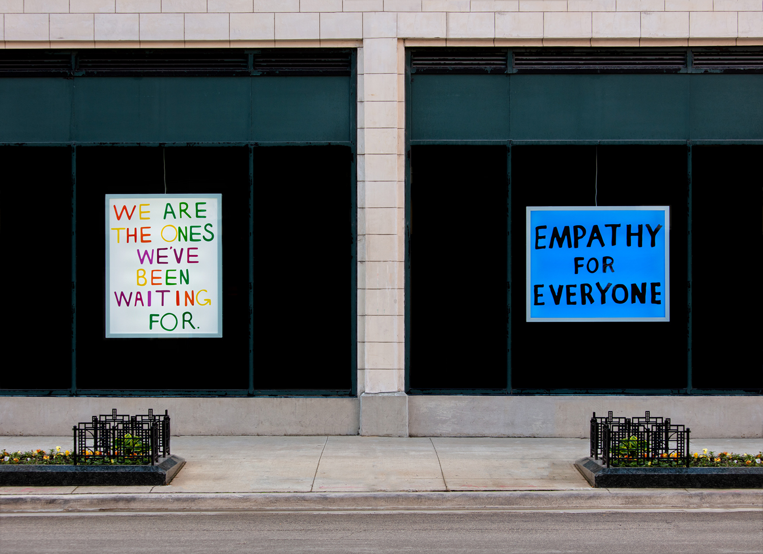 We Are The Ones We've Been Waiting For and Empathy for Everyone