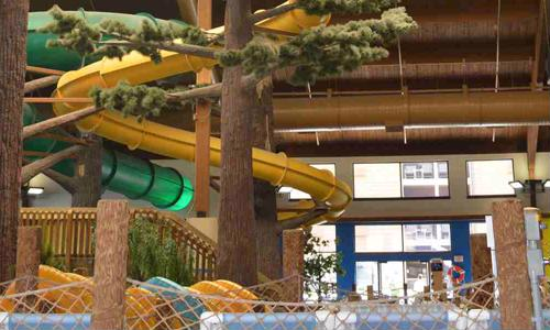 Indoor Water Parks Near Chicago | Timber Ridge Lodge