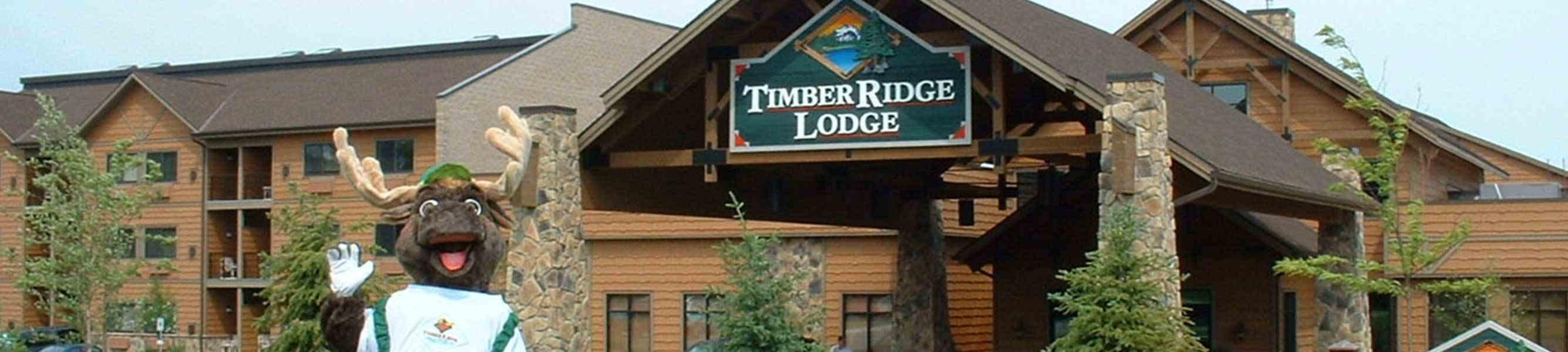 Timber Ridge Mascots