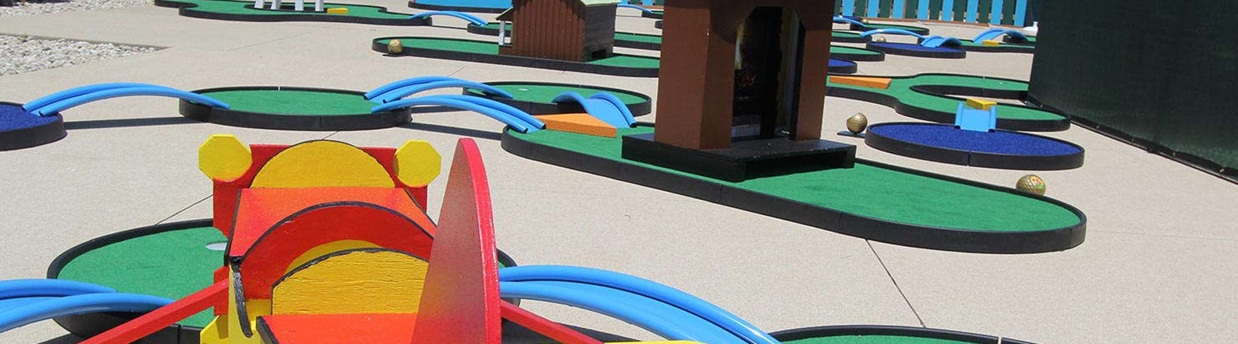 Lake Geneva Mini Golf