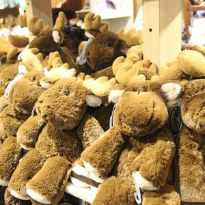 Moose Stuffed Animals
