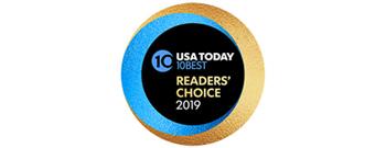 USA today award winner