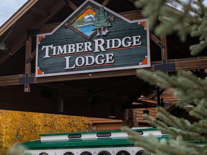 fall activities at Timber Ridge Lodge