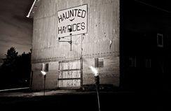 Haunted Barn Package