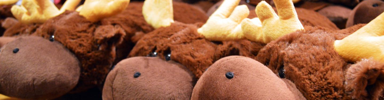 Moose Pillow Pet