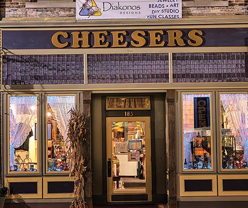 Cheesers