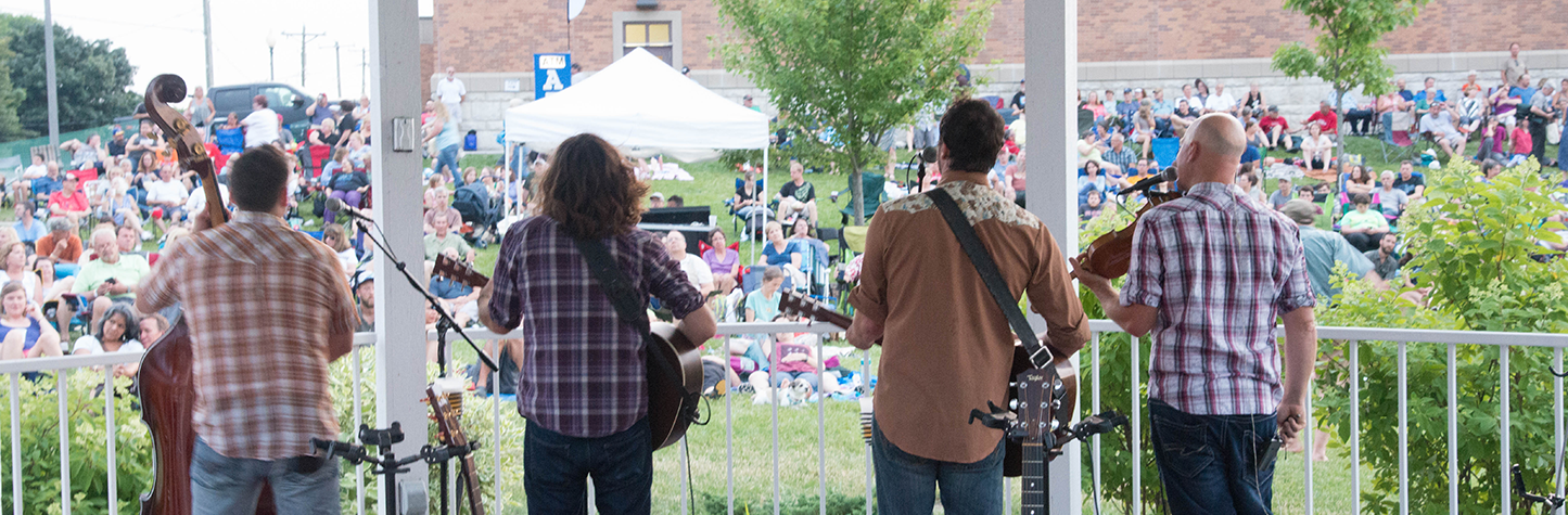 Catfish River Music Festival