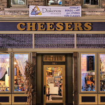 Cheesers Storefront