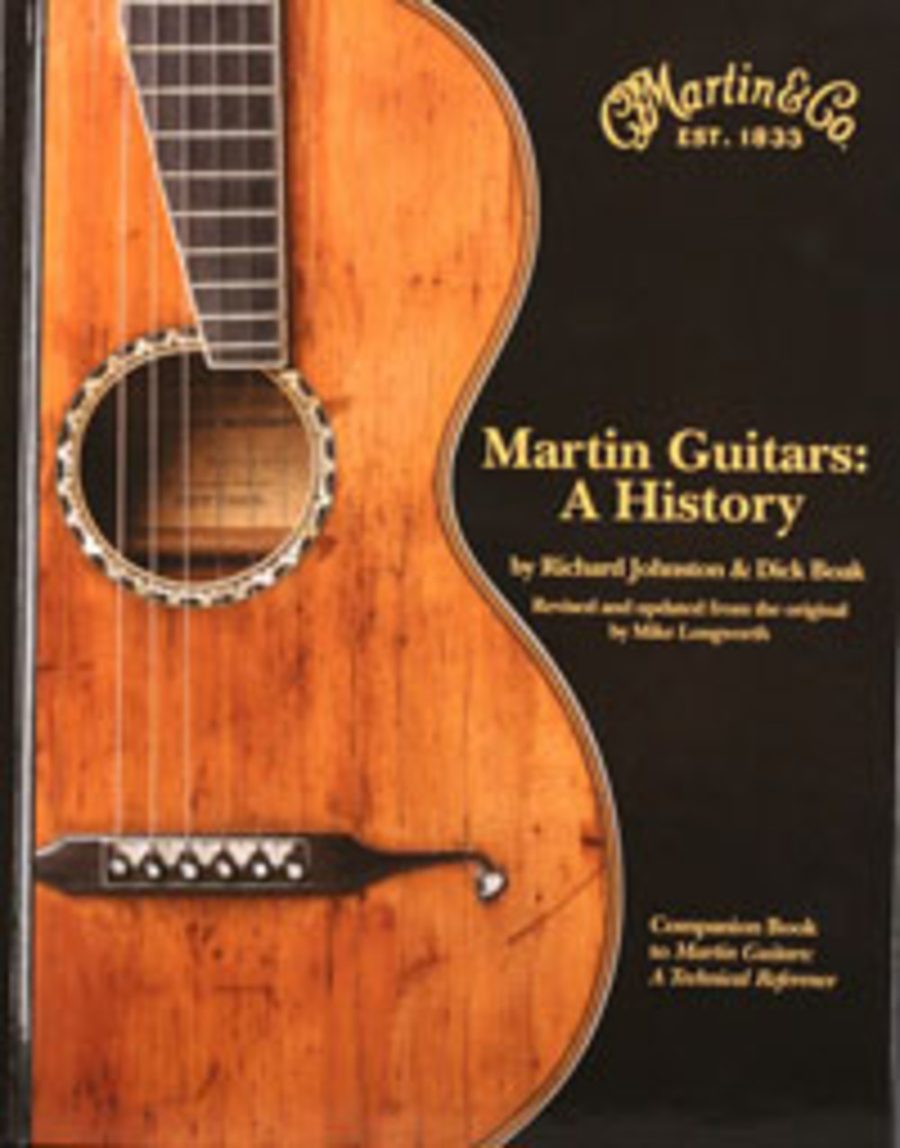 Martin Guitars: History and Technical Reference