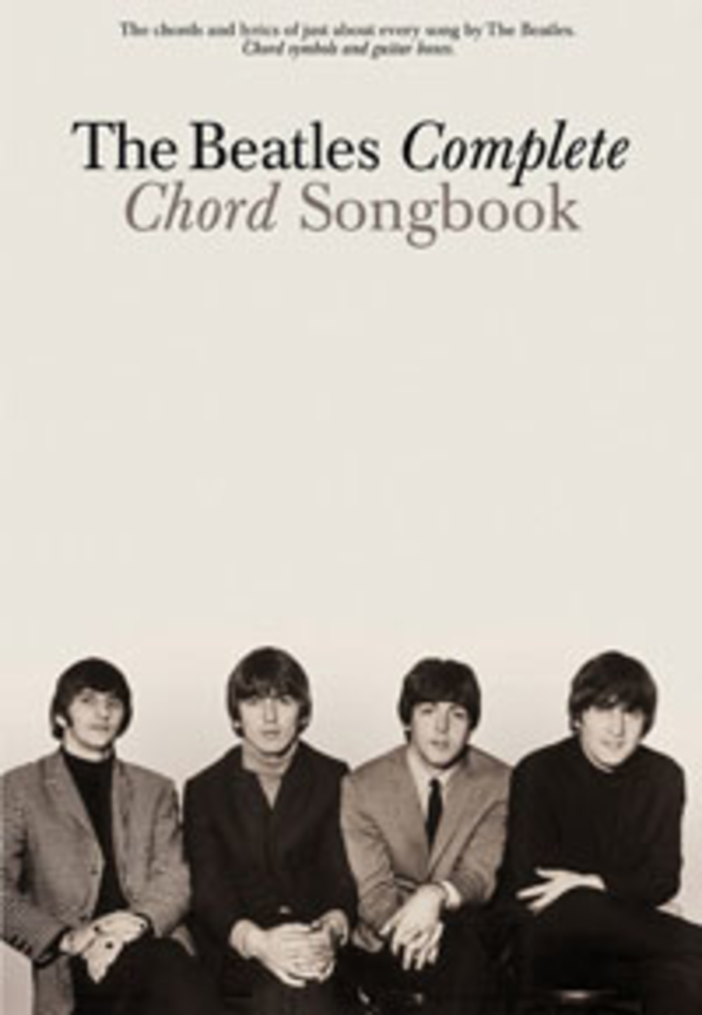 Beatles Complete Chord Song Book