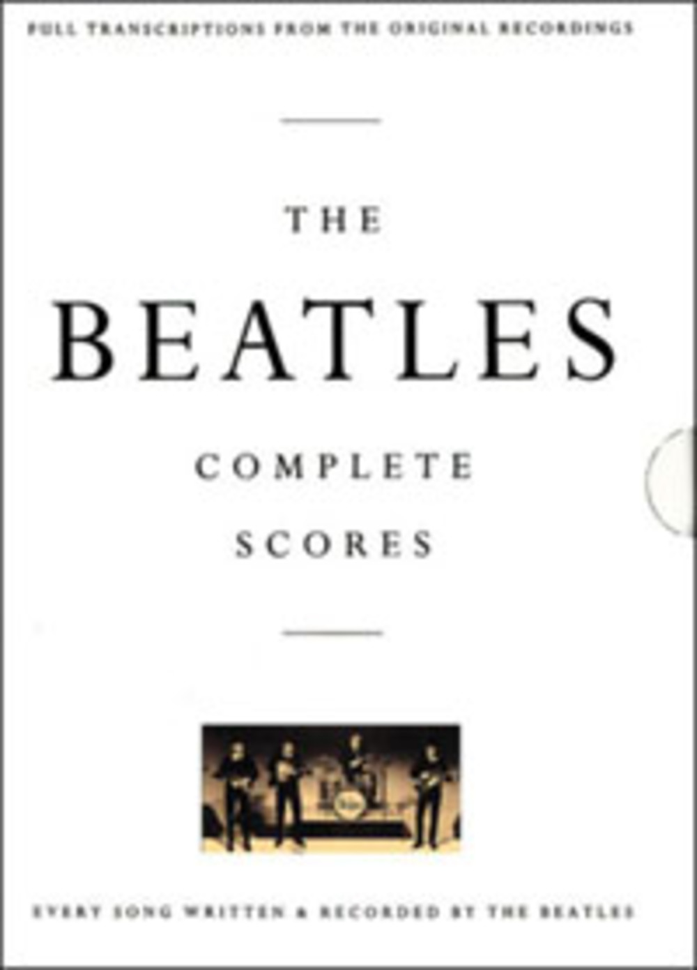 Beatles: Complete Scores
