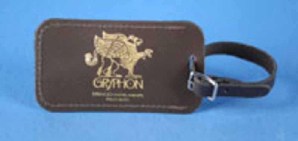 Gryphon Luggage Tag