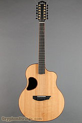 McPherson Guitar MG-5.0XP, 12-String, Bear Claw Sitka top NEW Image 9